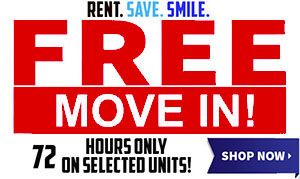 Free move-in, 24 hours only!